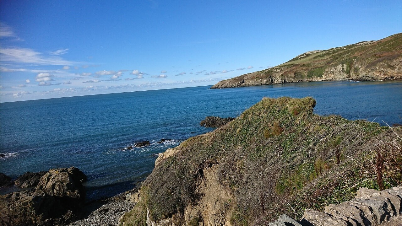 Family friendly Church Bay self catering