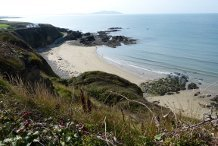 Beach in stunning Church Bay Anglesey.jpg